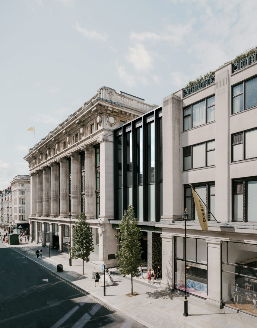 Magasin Alinea Nice David Chipperfield Architects Completes