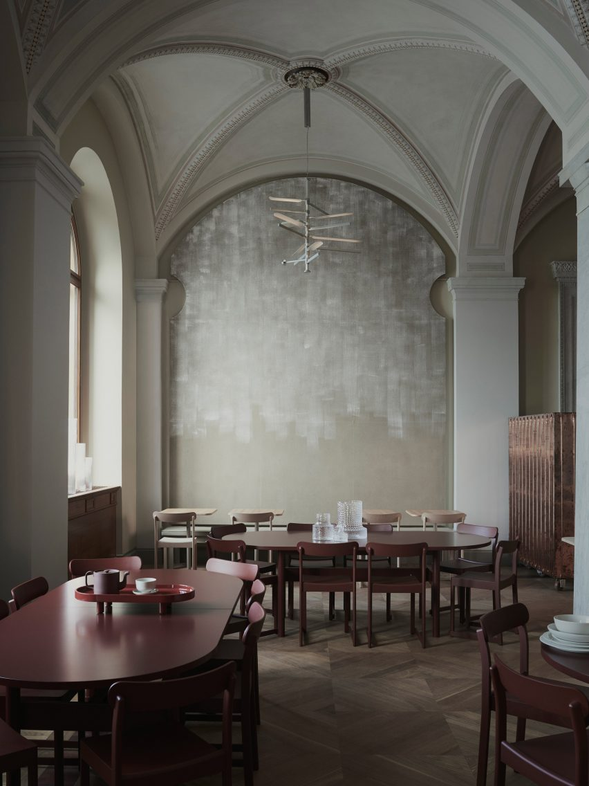 The Furnish Stockholm S Renovated Nationalmuseum Furnished With 82