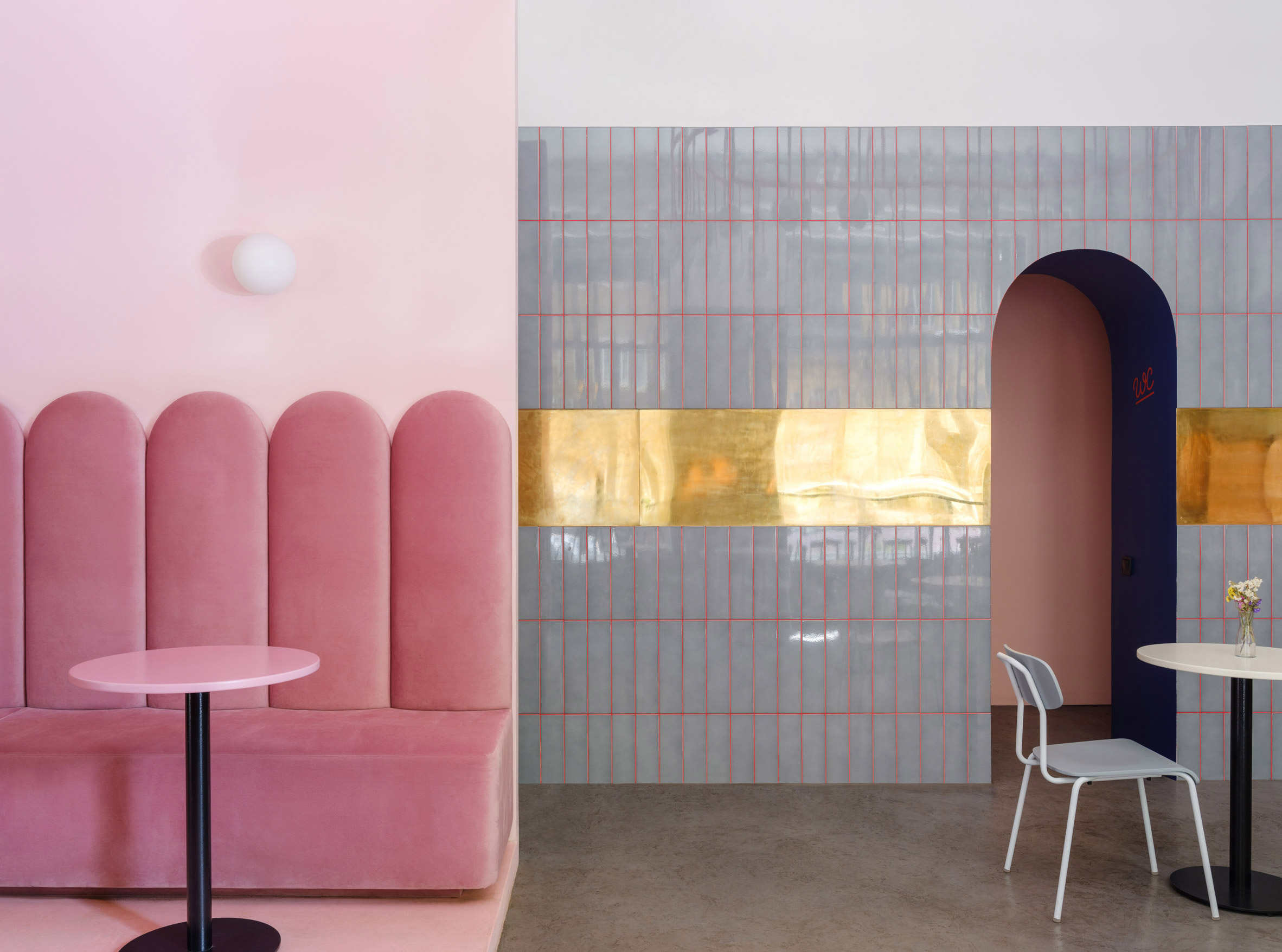 Arte-m Furniture Uk Dezeen S Top 10 Restaurants And Bars Of 2018