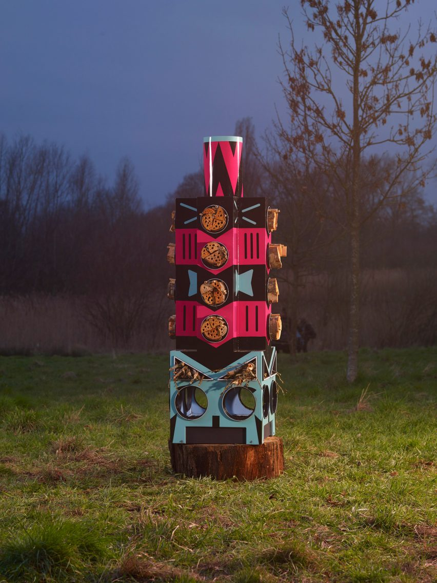 Ikea Küche Eckbacken Ikea Upcycles Furniture Into Colourful Wildhomes For Wildlife