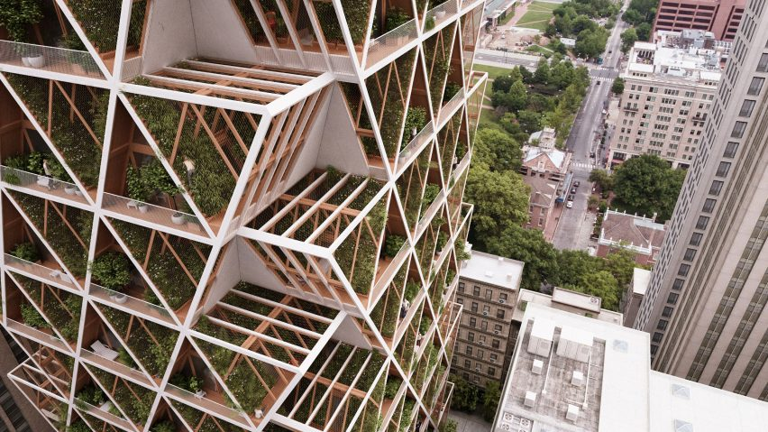 We need more vertical farming in cities says Chris Precht