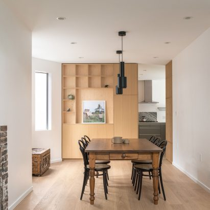 Residential interior design Dezeen
