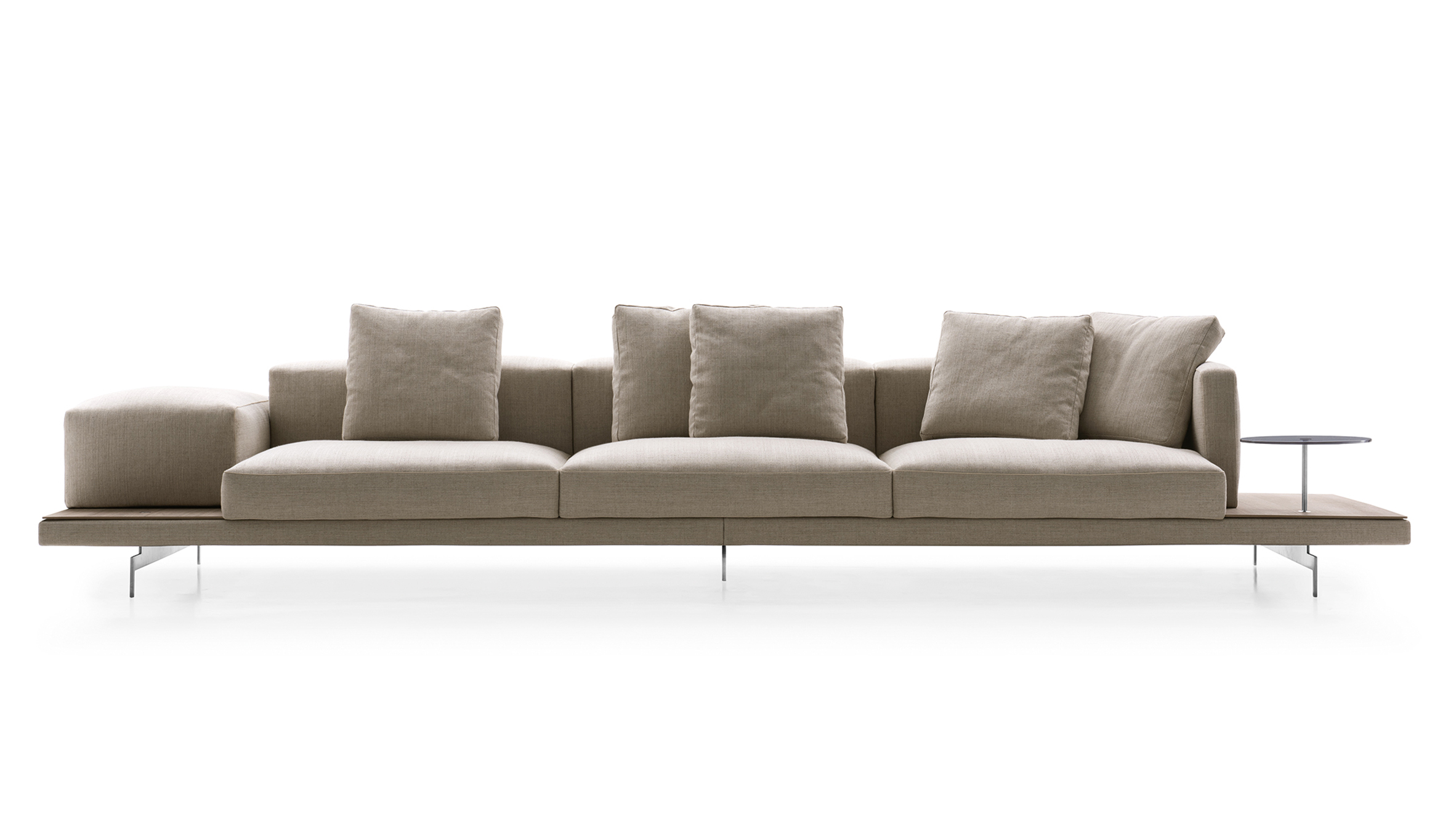 Piero Lissoni Modular Sofa Dock Sofa By Piero Lissoni For B B Italia Is