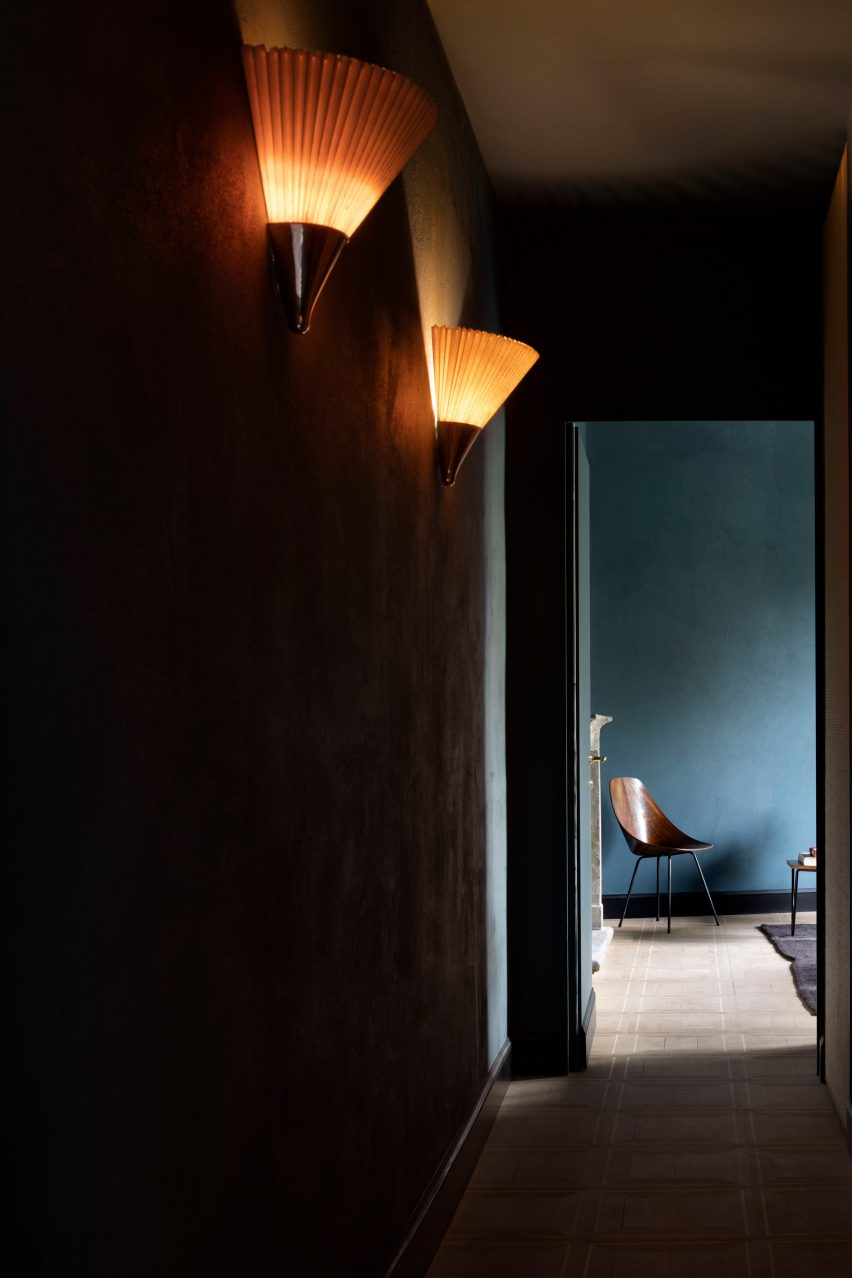 Hotel Design Milan The Sister Hotel In Milan Sits Inside An Ancient Convent