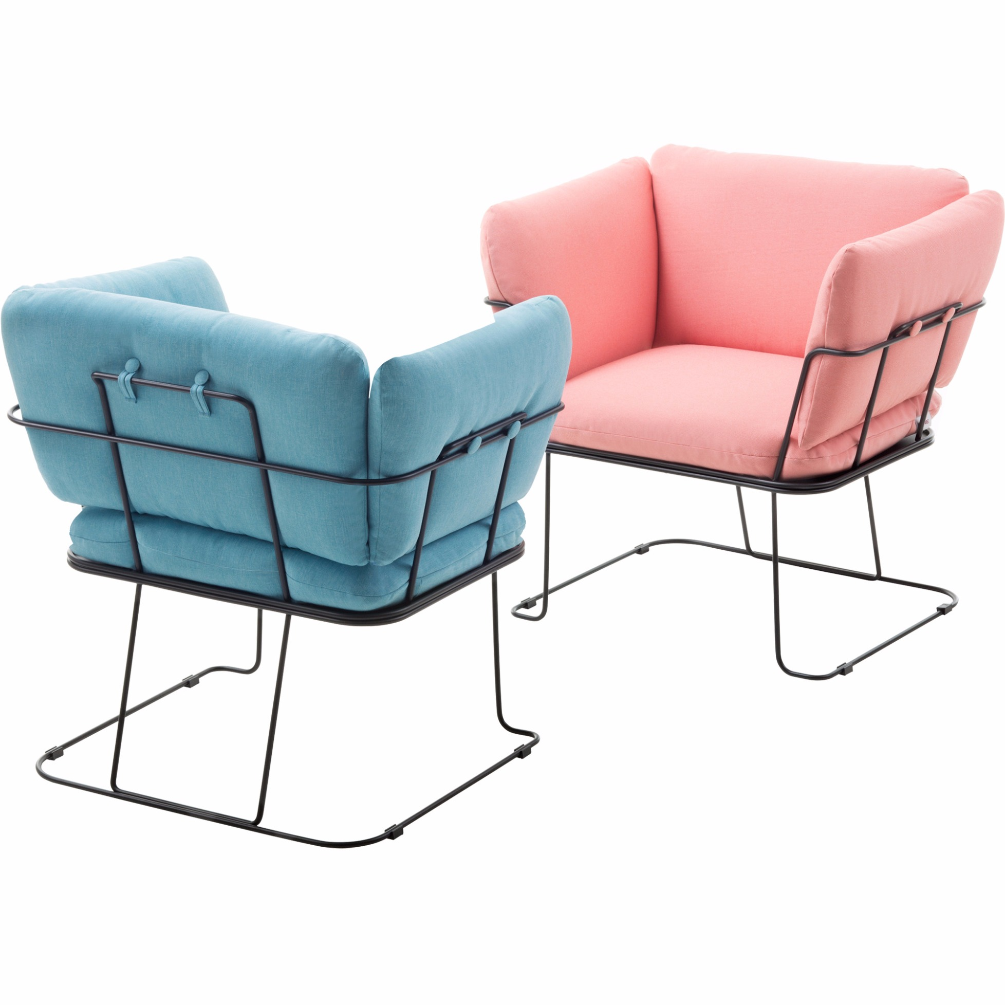 Merano Lounge Sessel Lounge Chair Merano By B Line