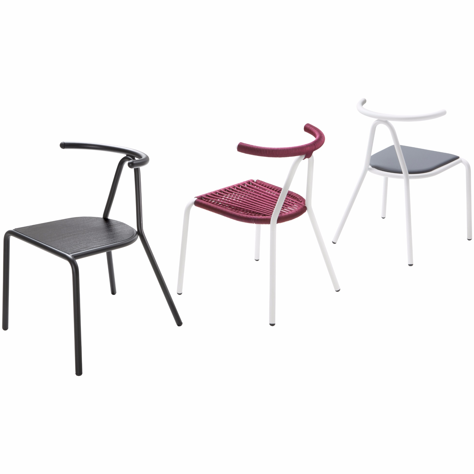 Design Stuhl Toro Chair Toro By B Line