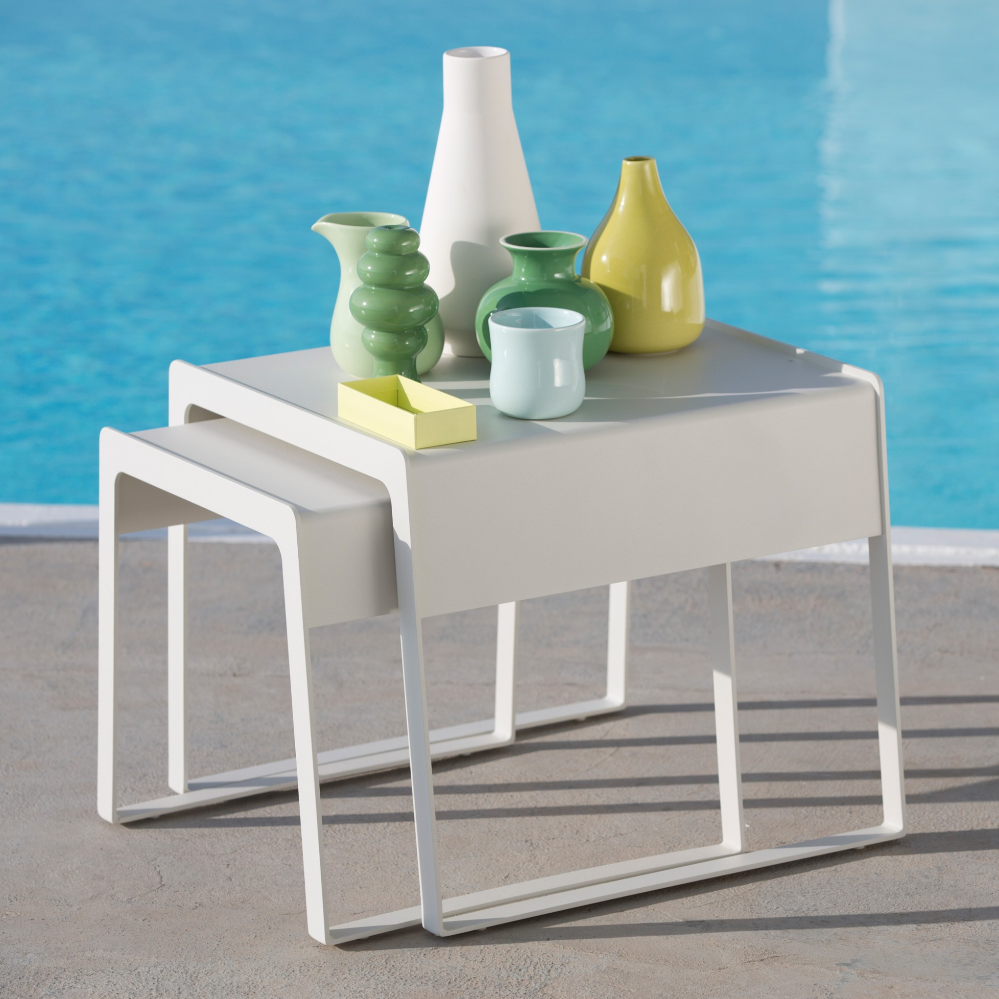 Chill Out Möbel Chill Out Side Table Set By Cane Line