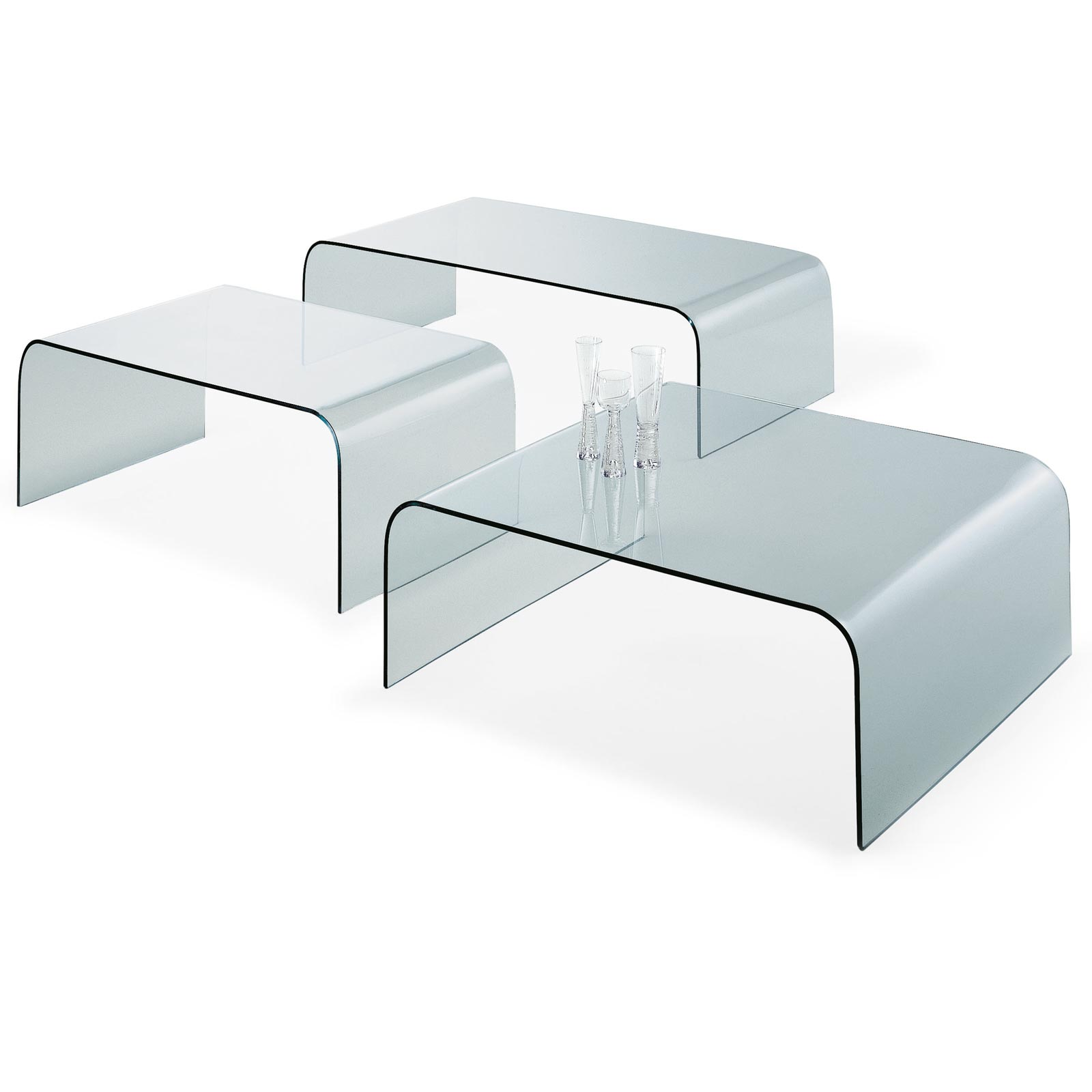 Draenert Couchtisch Coffee Table Nurglas By Draenert