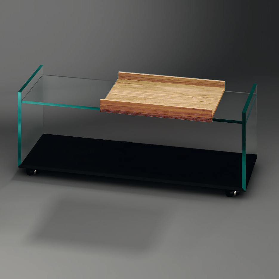 Thonet Couchtisch Glas Tray Glass Coffee Table By Dreieck Design