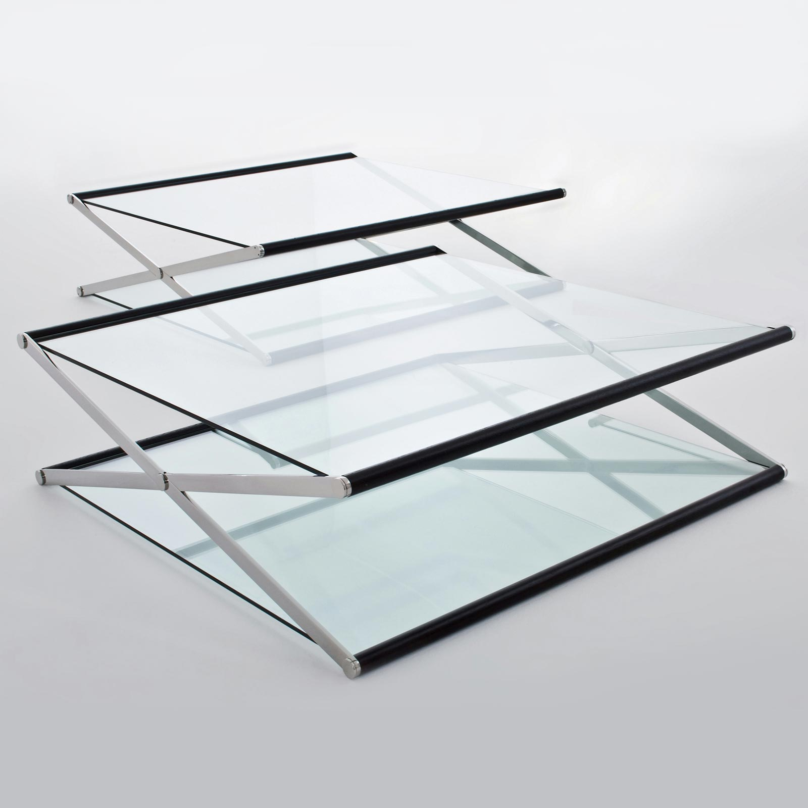 Couchtisch Ricardo Coffee Table Clear Nox By Gallotti Radice