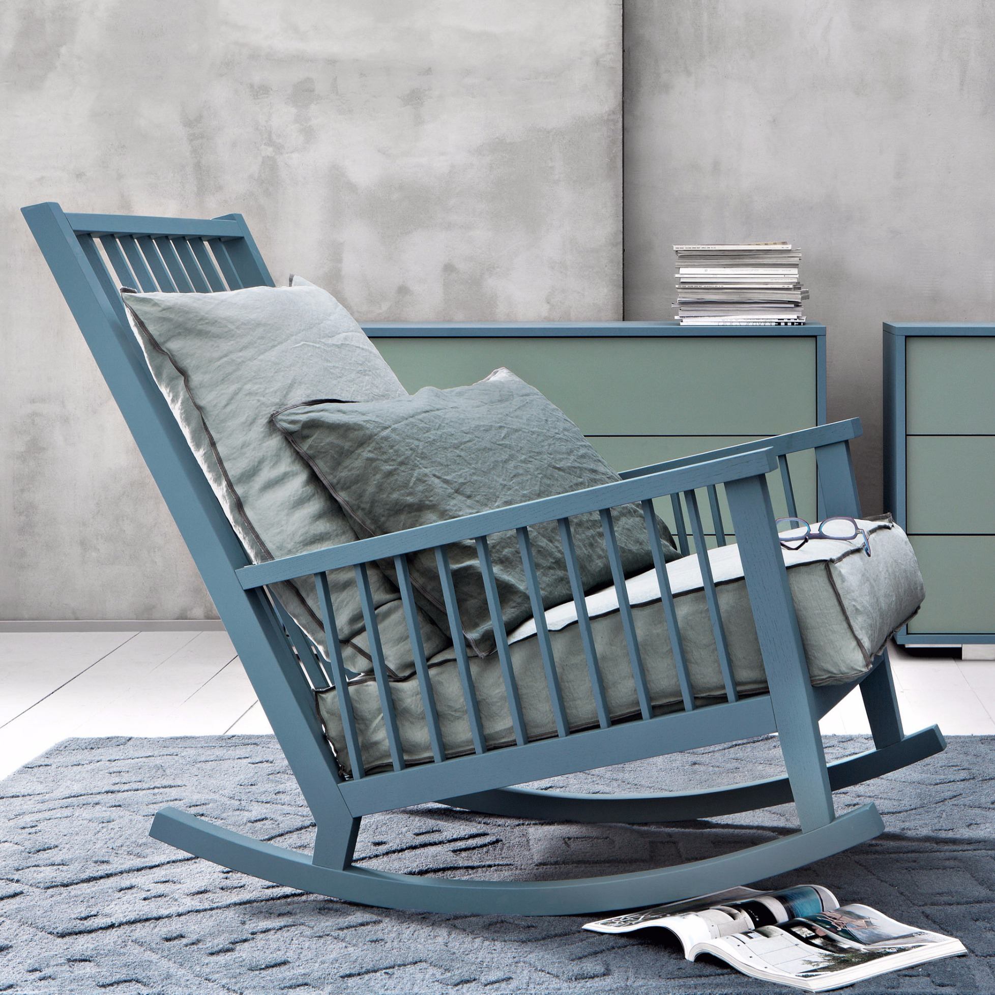 Outdoor Schaukelstuhl Outdoor Schaukelstuhl Hardwood Indoor Modern Adult Rocking Chair