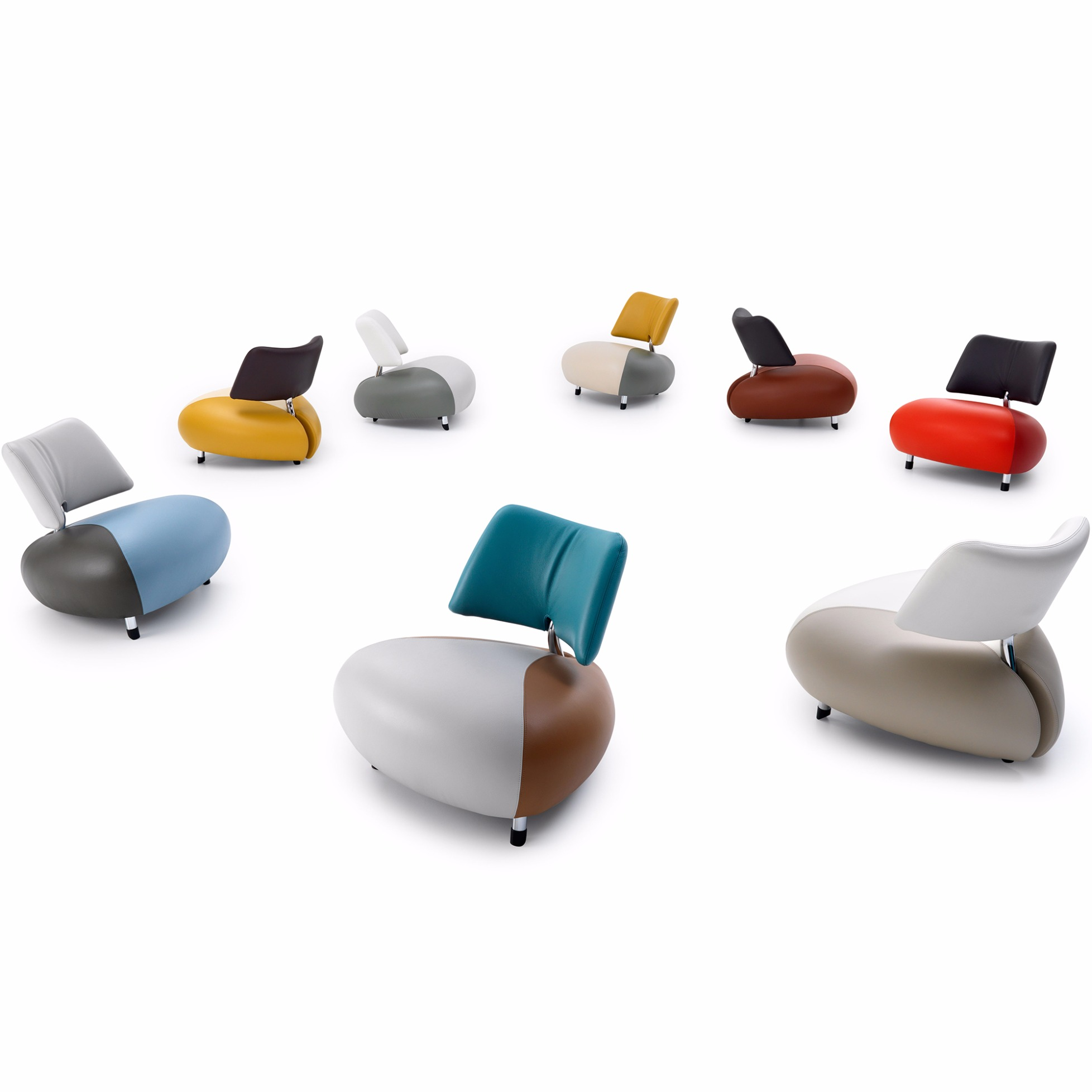Leolux Sessel Pallone Armchair Pallone Paradise By Leolux