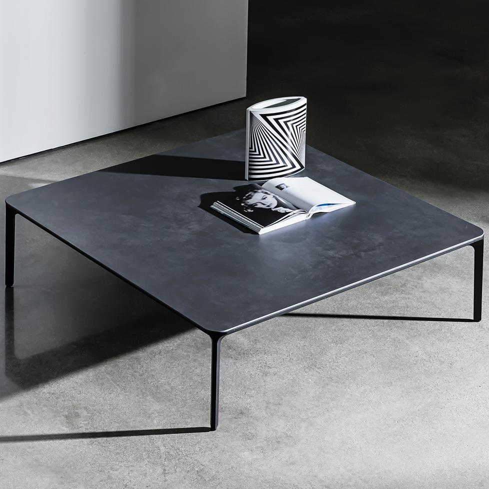 Light Line 3 Couchtisch Coffee Table Slim Ceramic By Sovet Italia