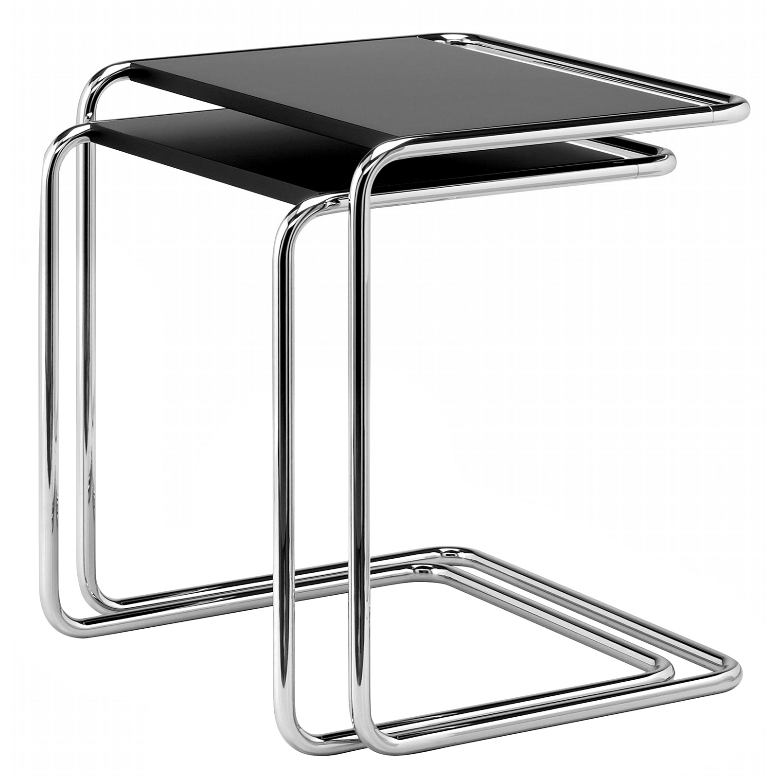 Stuhl Thonet B 97 Side Table / Nesting Table By Thonet