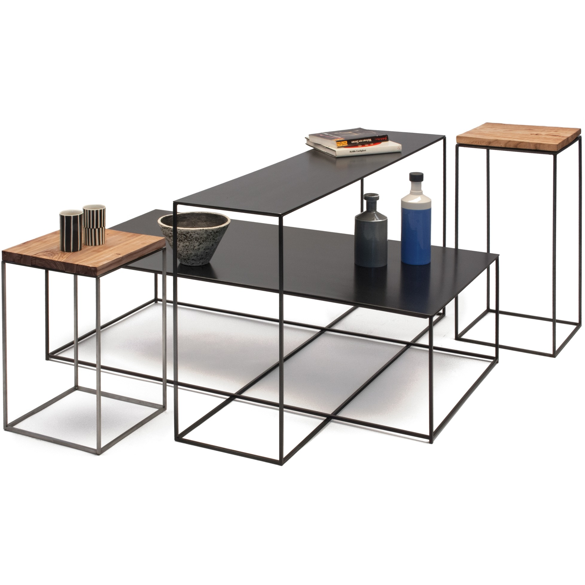Slim Irony Couchtisch Slim Irony Side Table By Zeus