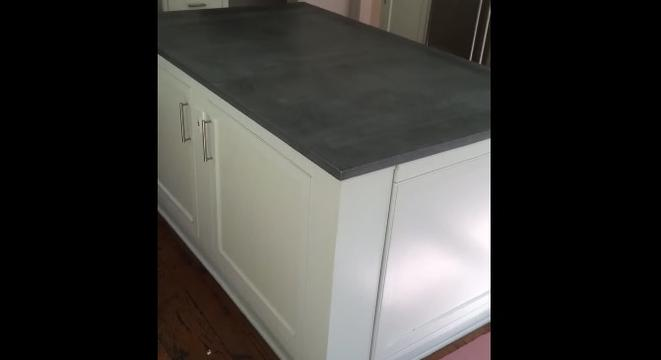 7 Foot Kitchen Island There's A Lot More To This Clever Kitchen Island Than
