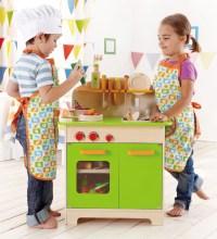Hape Gourmet-Kche grn FSC-Qualitt - Kinderkche - Galaxus