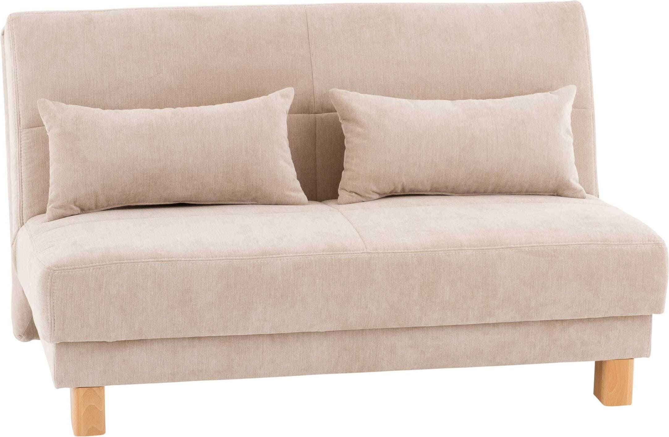 Bettsofa Schubiger Schubiger Möbel Bettsofa Ginger White