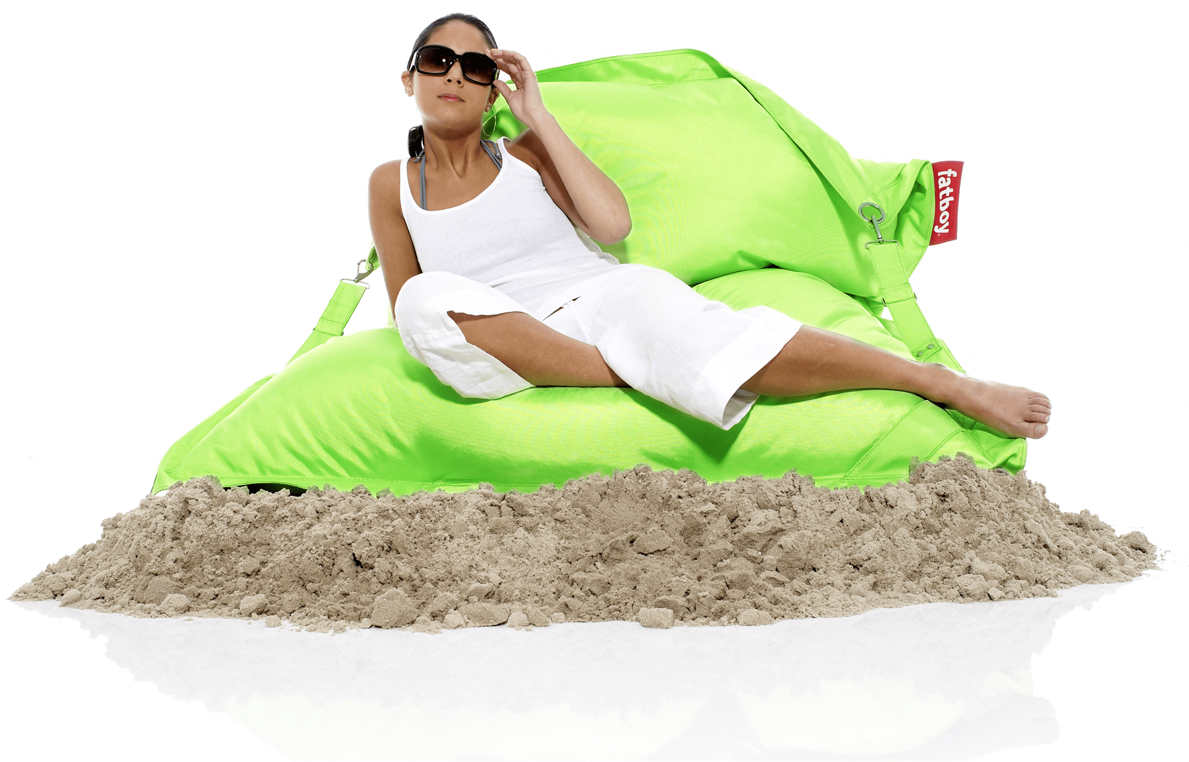 Fatboy Canapé Fatboy The Buggle Up Plastic Fabric 190cm Beanbags Galaxus