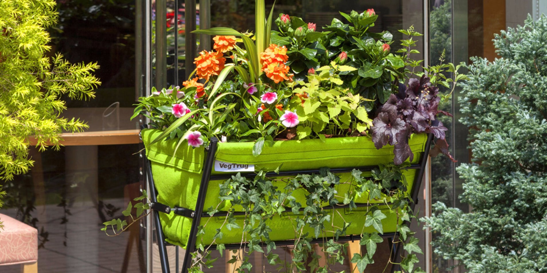 Wohnungspflanzen Urban Gardening With Your Own Raised Garden Bed Galaxus