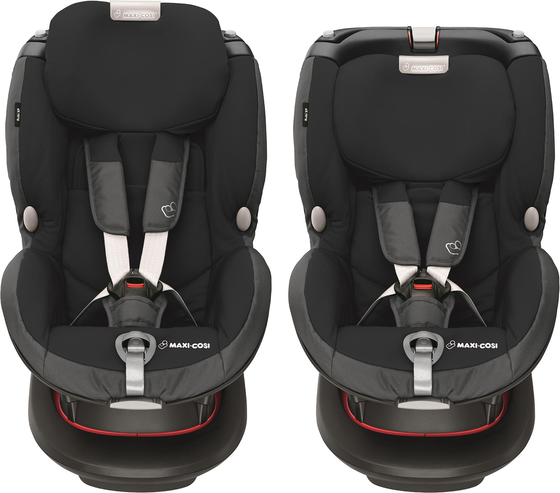Maxi-cosi Auto-kindersitz Rubi Xp Poppy Red 2018 Rubi Xp Night Black