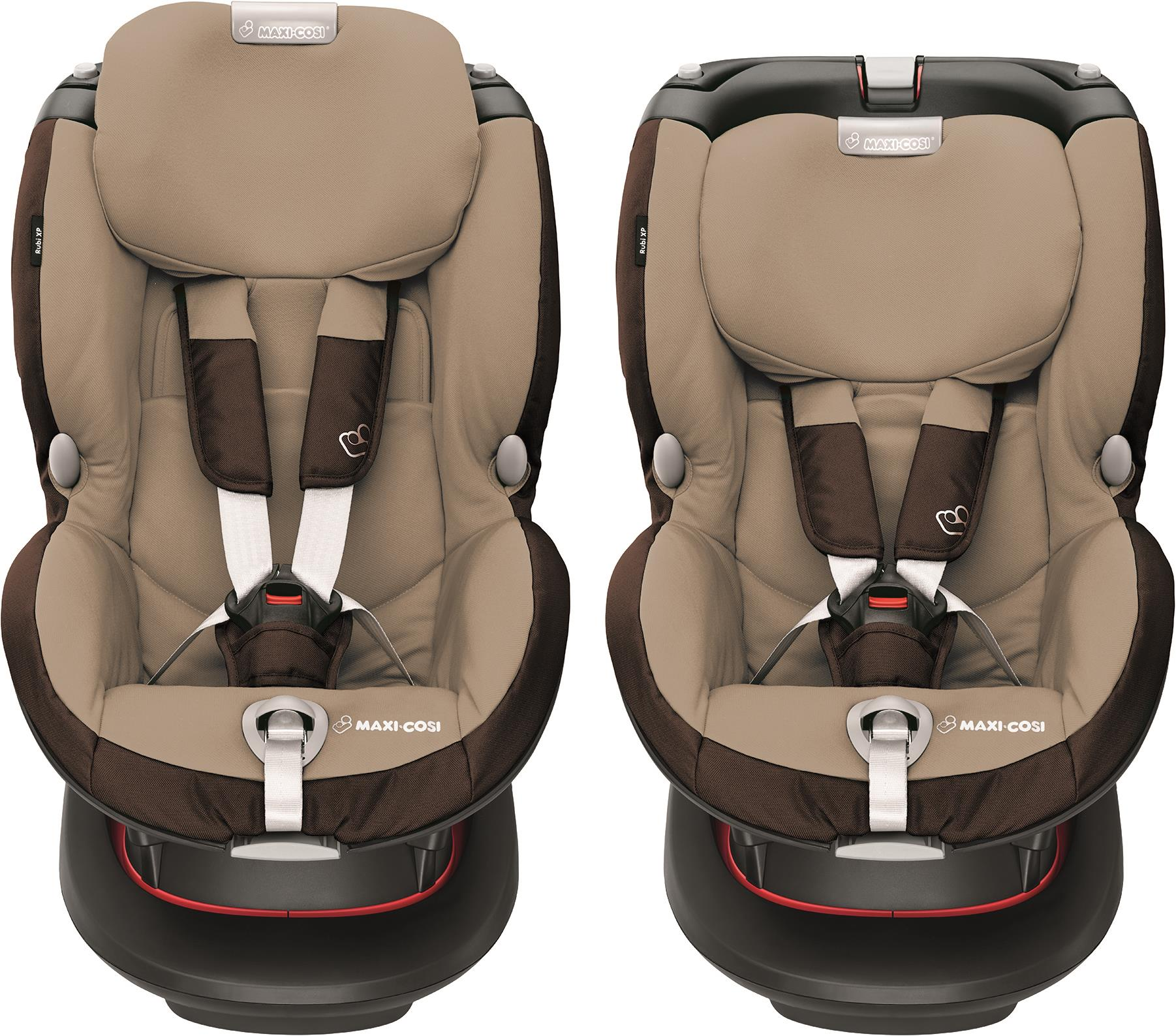 Maxi-cosi Auto-kindersitz Rubi Xp Poppy Red 2018 Rubi Xp Hazelnut Brown