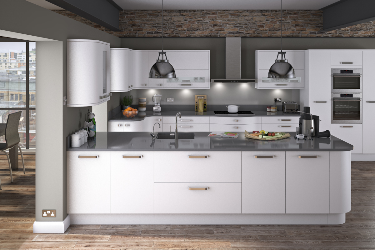 Unit Kitchens Feature Doors Important Painted Kitchen Information