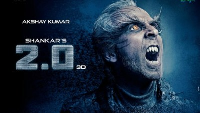 Check Pic: Akshay Kumar's latest '2.0' poster is enough to give you goosebumps for the ...