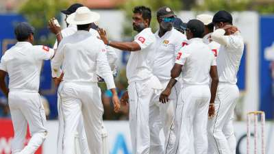 SL v/s SA 1st Test: Sri Lanka beat South Africa by 278 runs as Proteas are all out for 73