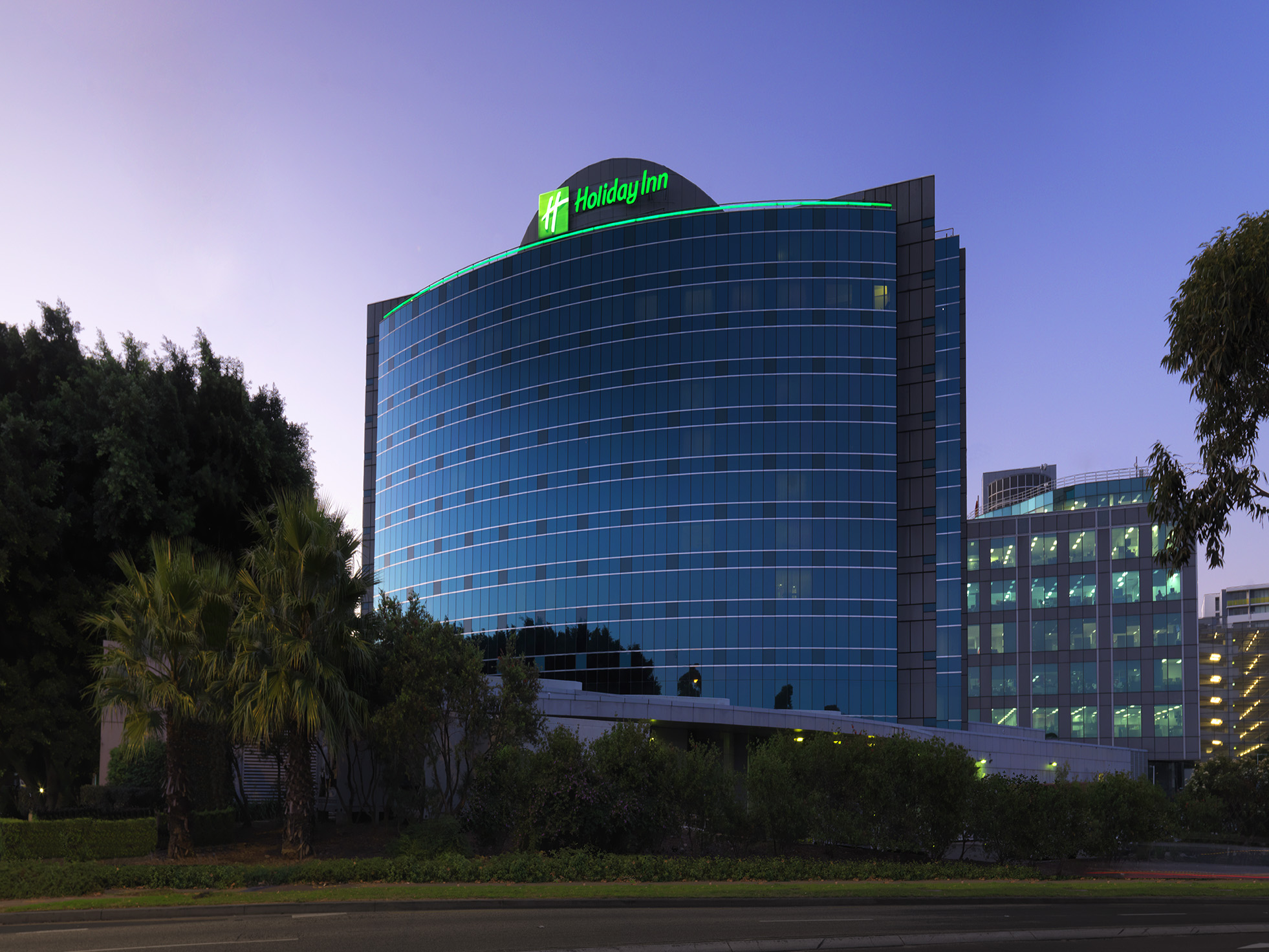 Mercure Hotel Sydney Airport 200 Bed Extension Proposed For Holiday Inn Sydney Airport