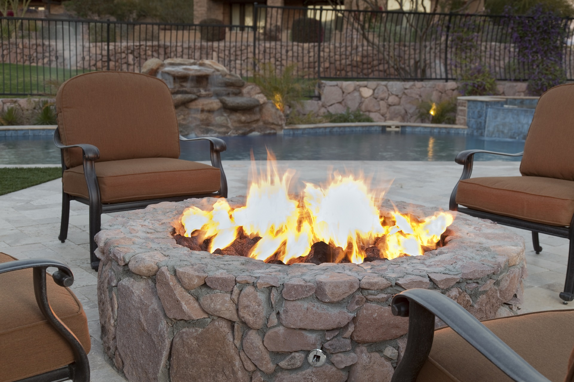 Outdoor Pool Table Australia Choosing An Outdoor Fire Pit