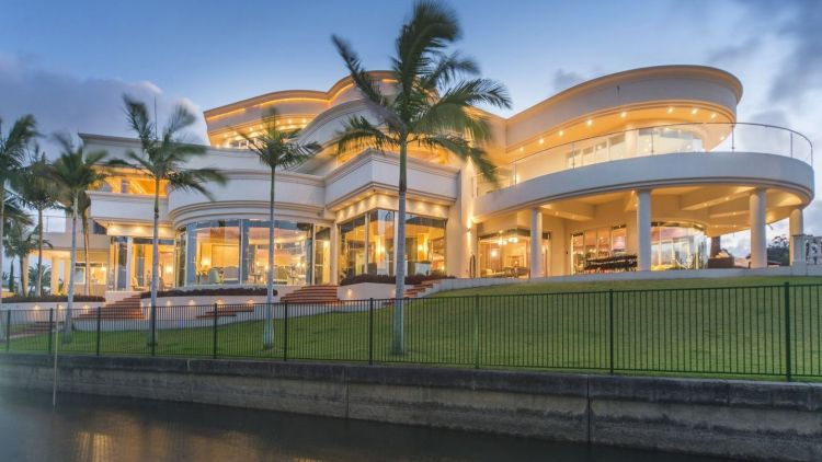 A Gold Coast mega-mansion has been snapped up after just two weeks on the market.
