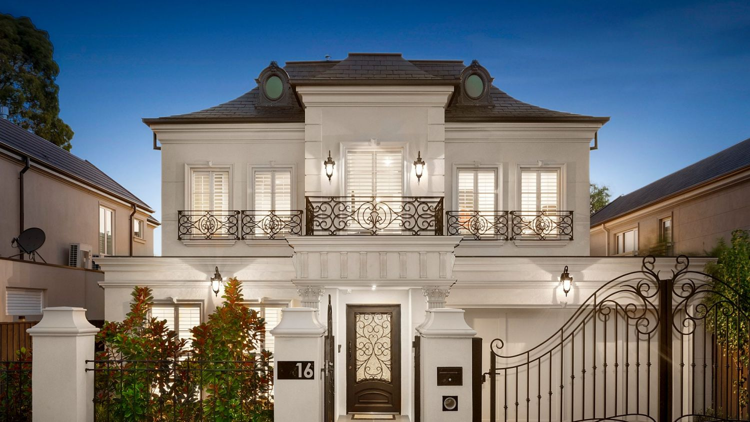 Fullsize Of French Provincial House