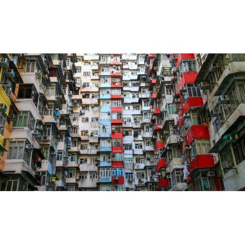 Medium Crop Of Hong Kong House