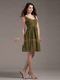 Bridesmaid Dresses In Olive - Cheap Wedding Dresses
