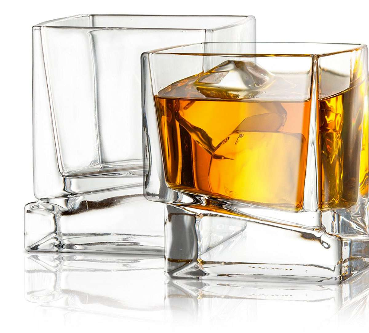 Wisky Glas Square Scotch Glasses