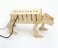 DIY AT-AT Cable Organizer | DudeIWantThat.com