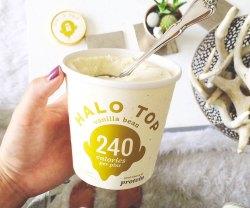 Small Of Diet Ice Cream