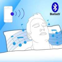 iMusic Bluetooth Pillow   DudeIWantThat.com