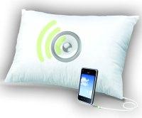 Speaker Pillow | DudeIWantThat.com