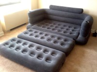 Inflatable Pull-Out Sofa | DudeIWantThat.com