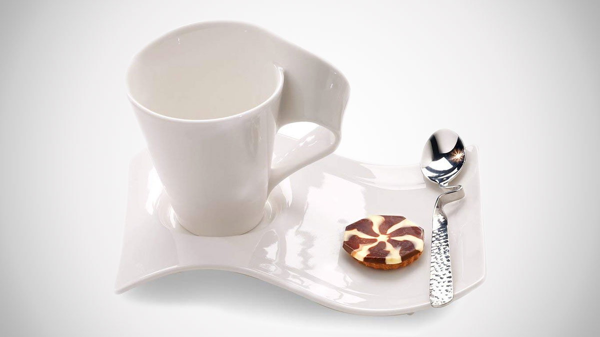 Villeroy And Boch Products Villeroy & Boch New Wave Coffee Mug Set | Dudeiwantthat.com