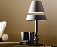 Floating Lamp | DudeIWantThat.com