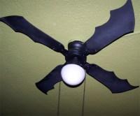 Batman Batwing Fan Blades | DudeIWantThat.com