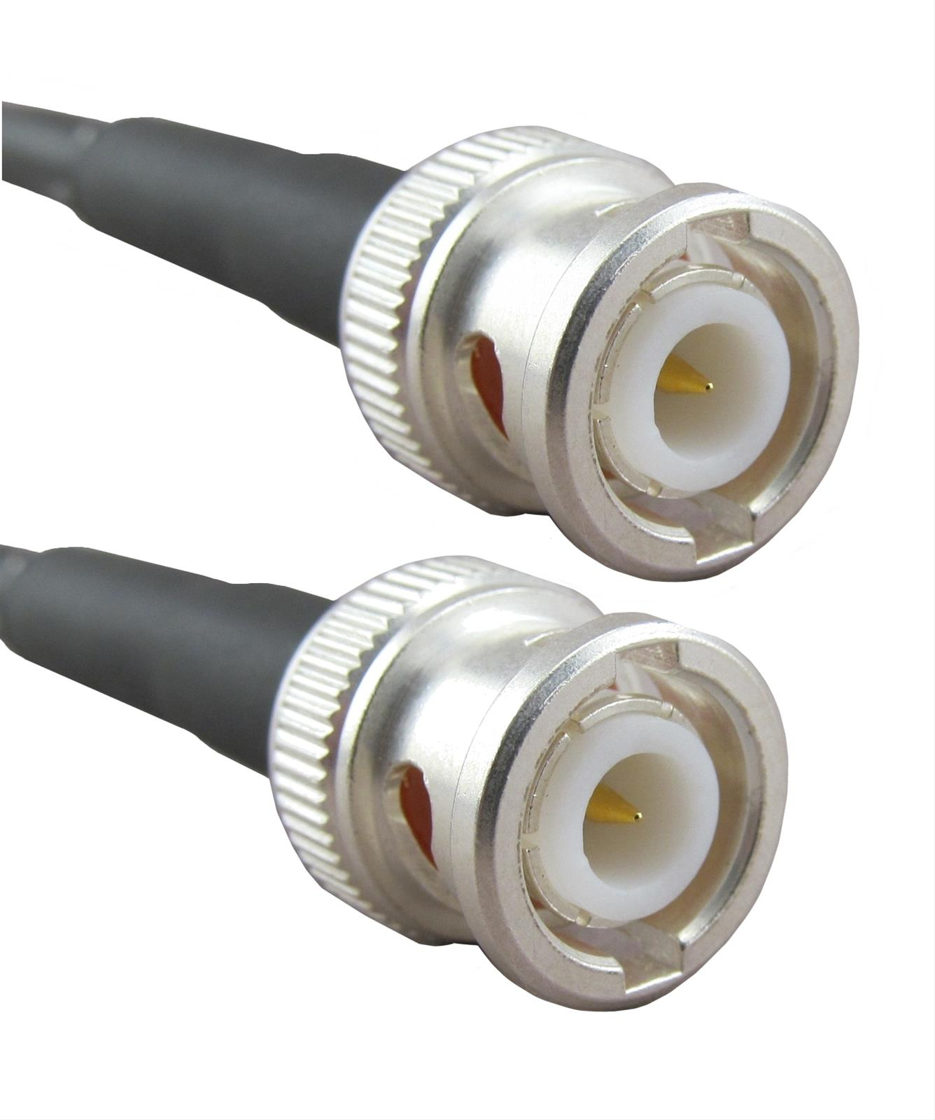 Coaxial Cable Dx Engineering Rg 8x Bnc Low Loss 50 Ohm Coax Cable Assemblies Dxe 8xdb002