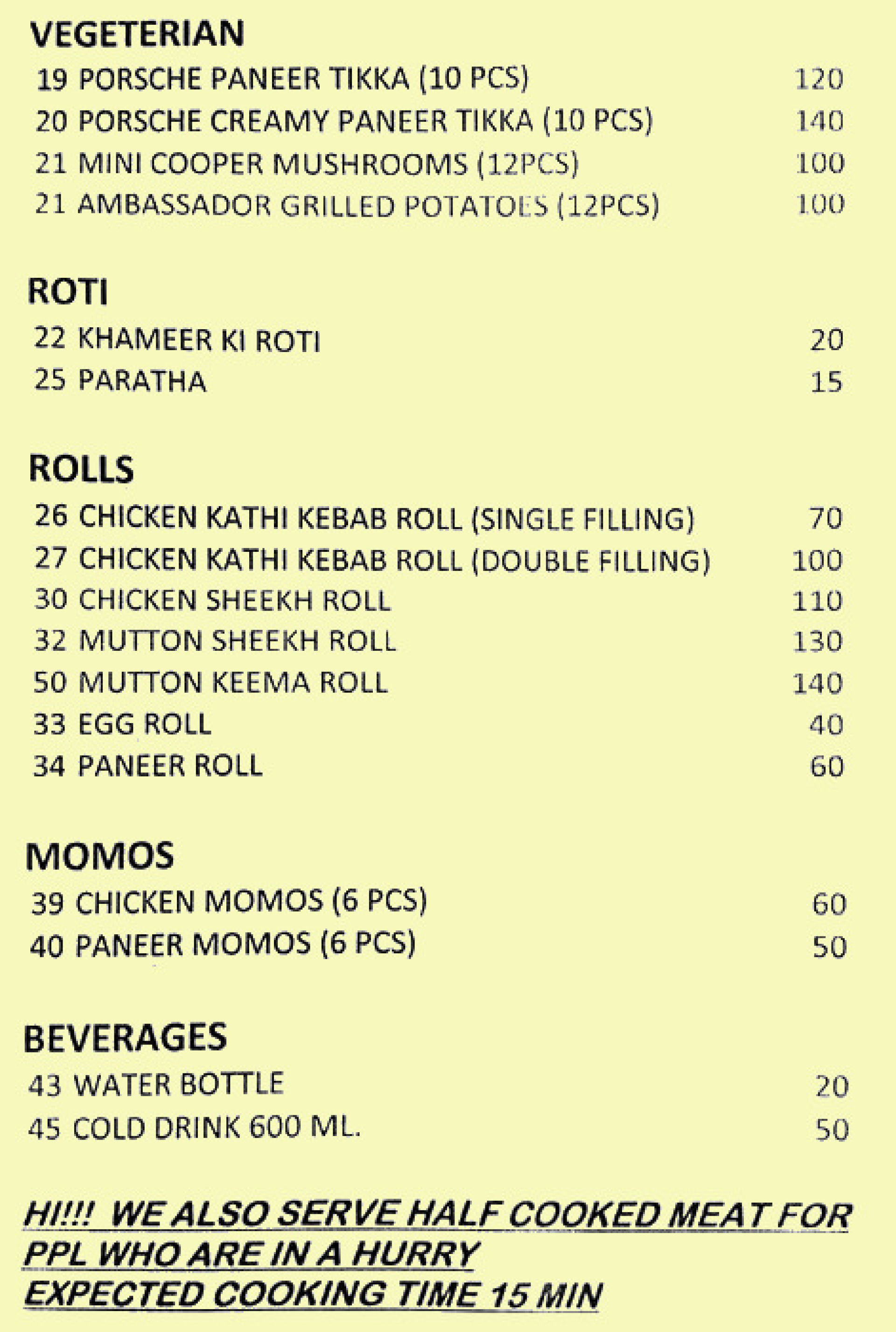 Garage Grill Nibm The Garage Grill Wanowrie Pune Pune Restaurants Menu And