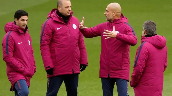 Manchester City not worried by planned \u0027coach greeting\u0027 from