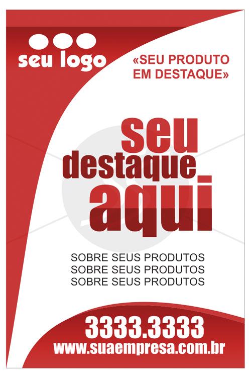 Panfletos para Diversos M6010 Gráfica expanSSiva