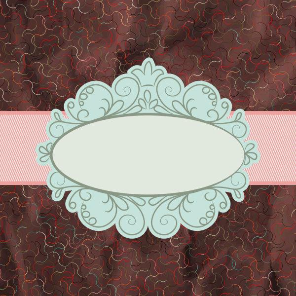 Vintage Lace Powerpoint Background - vintage rose text background - powerpoint backgrounds vintage