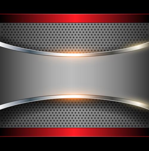 Black Diamond Plate Wallpaper Sparkling Metal Background Design Elements Vector 05